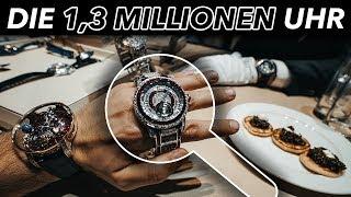 Die 1,3 Millionen Euro Uhr | inscopelifestyle