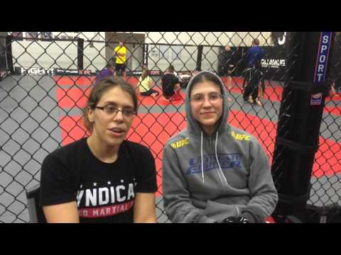 Roxanne Modafferi cutting weight before Invicta 16