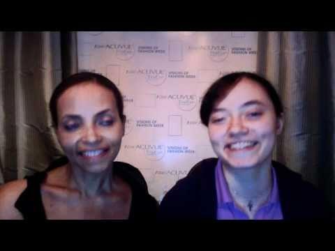 RVFW10's webcam video - Rhonda and Isabel Erb, Loo...