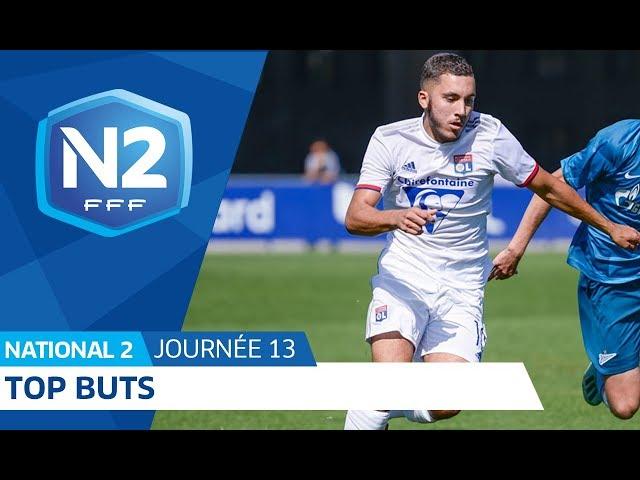National 2, journée 13 : le Top buts I FFF 2019-2020