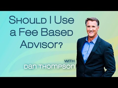 Should I Use Fee Based Financial Planning? – Are They Really Unbiased? – Retirement Planning
