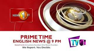 News 1st: Prime Time English News - 9 PM | 26-05-2020