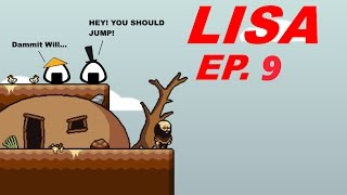 Let#39s Play LISA the Painful RPG Ep9 Blind play-through