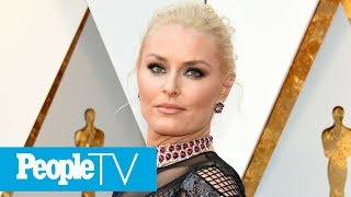 Lindsey Vonn Thinks Red Carpets Are Scarier Than Olympics: 'I'm Out Of My Comfort Zone' | PeopleTV