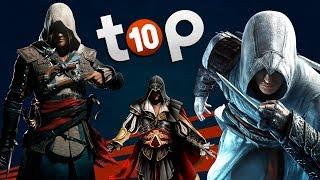 Les 10 meilleurs jeux ASSASSIN'S CREED | TOP 10