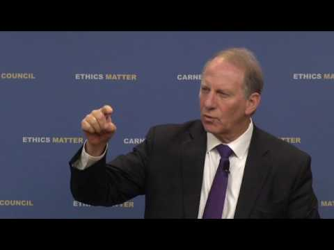"""Richard Haass: Trump's """"Disruption Bias"""" in Foreign Policy"""