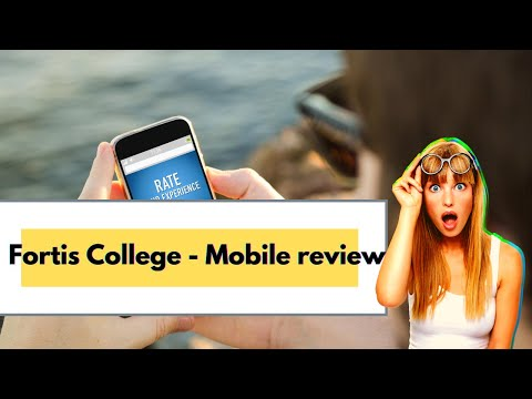 Do Not Go To [Fortis College Mobile ]Before You Watch this video | [Fortis College Mobile] Review
