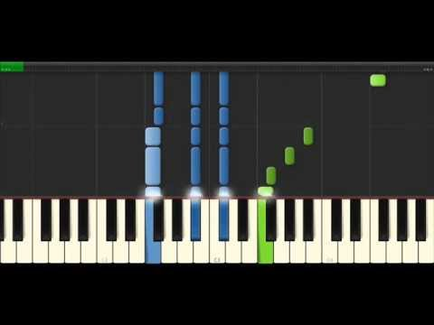 Magic! - Rude (EASY Piano with Free sheet music!)