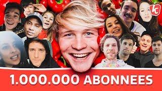1 MILJOEN ABONNEES! - GEROAST DOOR BN'ERS... | Kalvijn