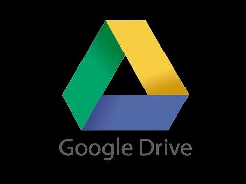 Cách đăng ký và sử dụng google driver trên máy tính