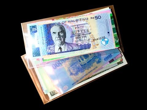 Обзор МЕГА-ПОСЫЛКИ с банкнотами. MEGA-PARCEL With Banknotes Unpacking Overview