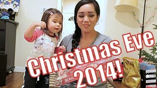 Christmas Eve 2014 Dancember 24 ItsJudysLife Vlog