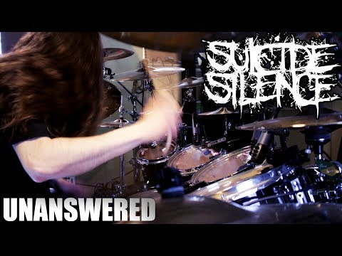 "Suicide Silence - ""Unanswered"" - DRUMS"