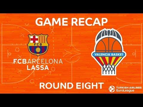 Highlights: FC Barcelona Lassa - Valencia Basket