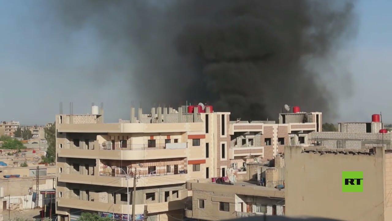 اشتباكات بين قوات الدفاع الوطني والأسايش شمال سوريا  - نشر قبل 9 ساعة