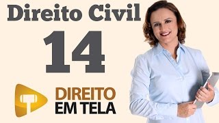 Direito Civil -  Aula 14 - Morte Presumida - Art. 7º do CC