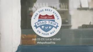 Google Maps Ultimate Road Trip: find the best gas prices on your way(Join Google Maps for an epic road trip. Get ready for surprises on the way from Los Angeles to Las Vegas on July 22-23. #MapsRoadTrip., 2016-07-14T18:35:15.000Z)