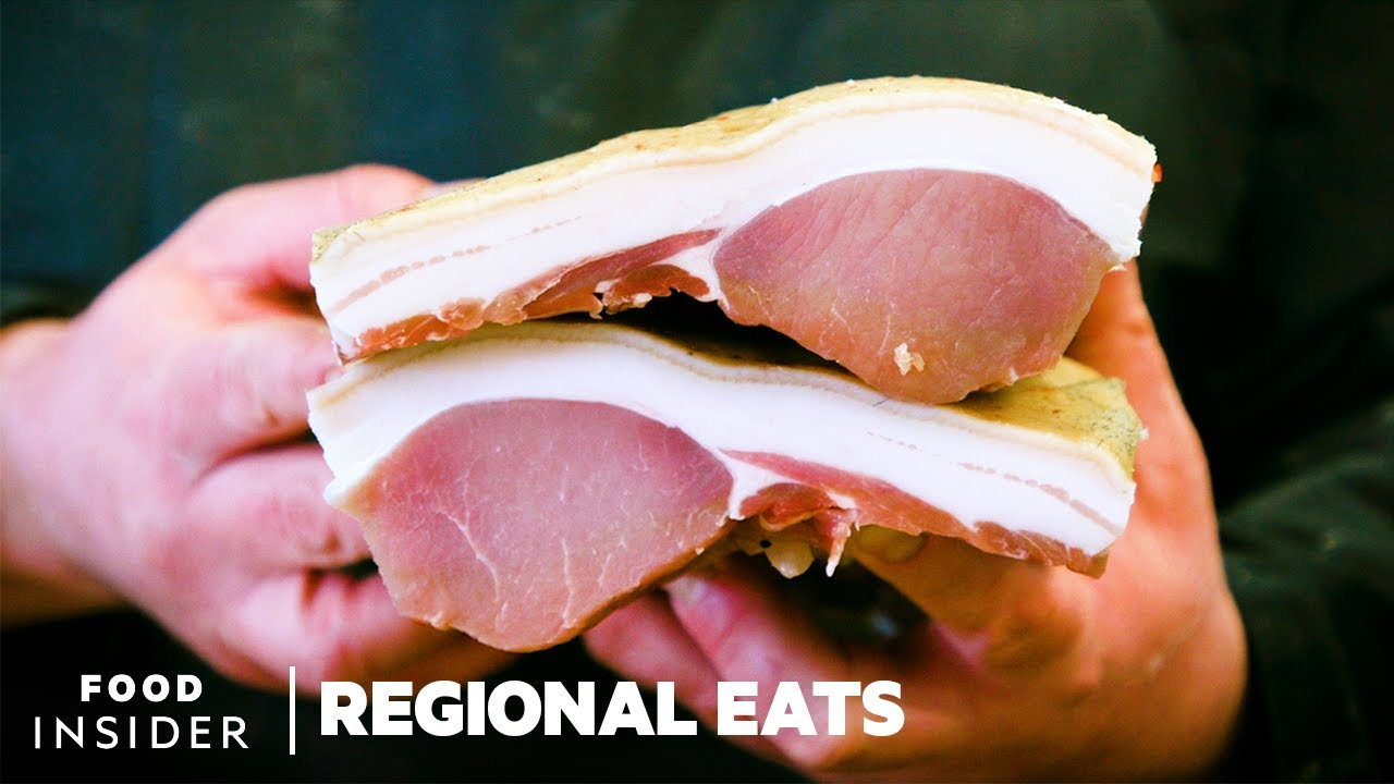 How English Bacon Is Made | Regional Eats