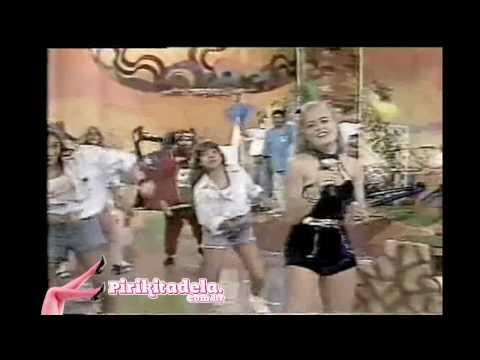Angélica no Clube da criança - 1990