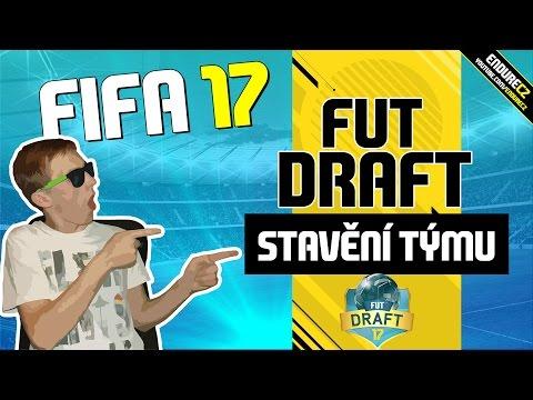 FUT DRAFT CZ | Stavíme První Tým!!! č.1 | FIFA 17