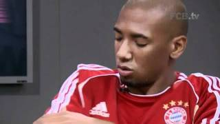 Interview mit Jérôme Boateng