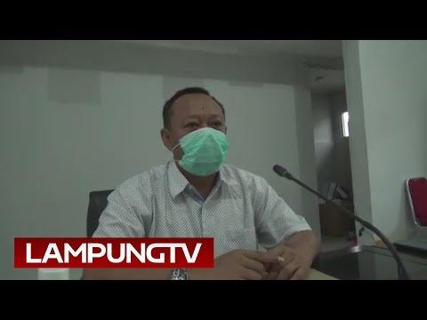 DPRD Lampung Selatan Batasi Kegiatan karena .Corona