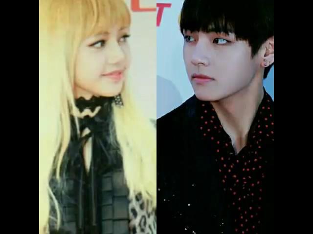 Kim Taehyung(V) & Lalisa Manoban(Lisa) - #Taelice
