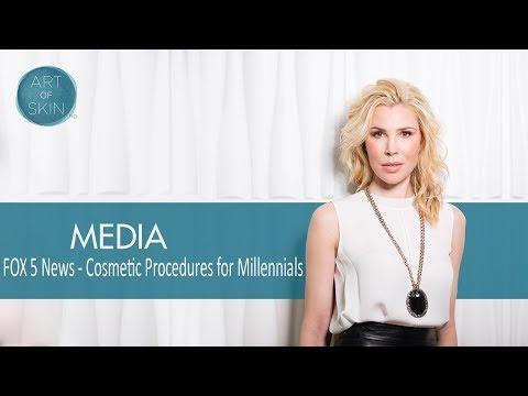 Cosmetic Procedure Trends with Millenials