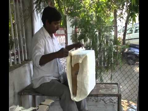 India Ahmedabad parcel packing