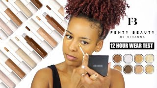FENTY BEAUTY CONCEALER & SETTING POWDER | Oh...and I finally found my foundation shade!!!