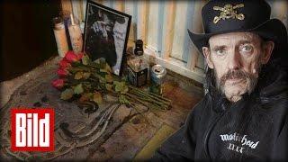 Lemmy Kilmister gestorben (†70) - Gäste seiner Stammbar trauern um Motörhead-Sänger