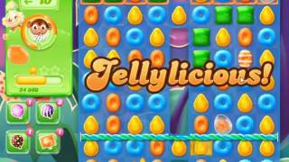 Candy Crush Jelly Saga Level 570 - NO BOOSTERS