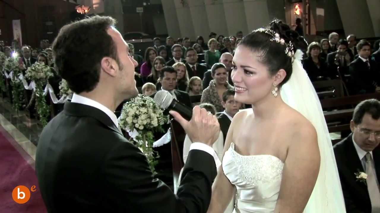 Matrimonio Religioso Catolico : Matrimonio religioso klaus y jacky youtube