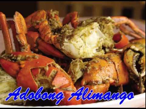 Adobong Alimango