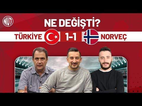 Kadro Seçimi Neye Göre Yapılıyor? | Türkiye 1 - 1 Norveç (Maç Sonu) | 101 Okey Plus