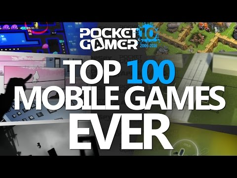 100 BEST MOBILE GAMES EVER