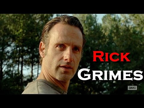 Rick Grimes   Any Other Way - We The Kings   The Walking Dead (Music Video)