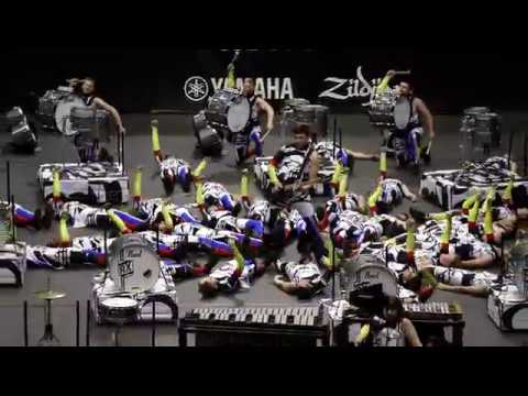 Rhythm X 2018 WGI Finals // 4k (Quality audio)