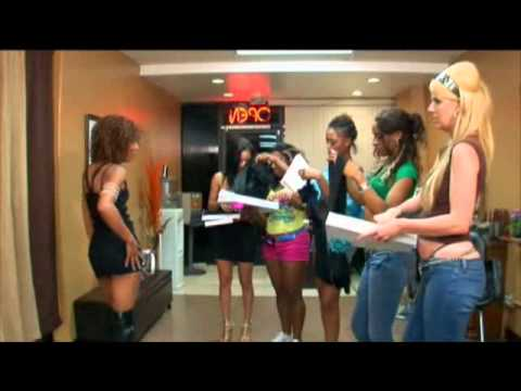 Misty Stone, Sinnamon Love, Naomi Banxxx & Giana Taylor - BS