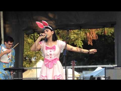 Melanie Martinez Performing