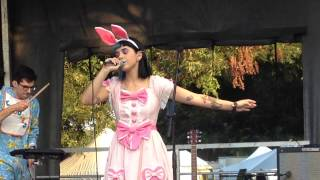 "Melanie Martinez Performing ""Carousel"" Live at the 2014 ACL Music Fest in Austin, TX 10/12/14"