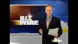 China Gas to reject suitor Sinopec - Biz Wire August 31 - BONTV