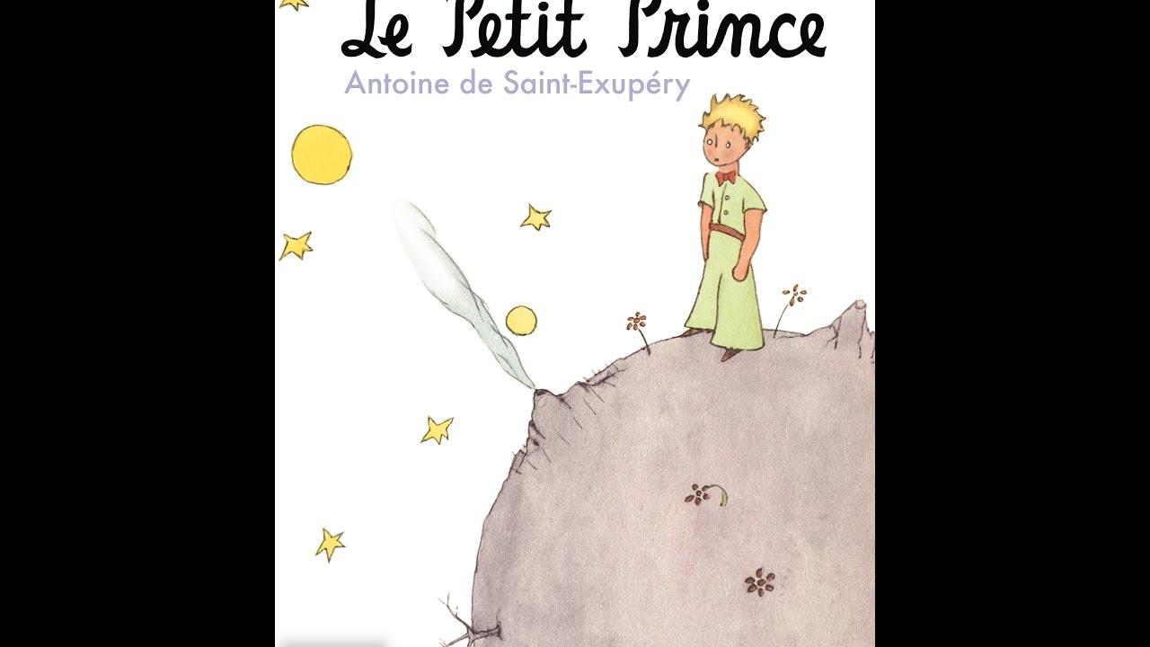 Livre Audio Le Petit Prince Antoine De St Exupery