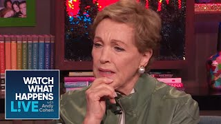 Julie Andrews on Meghan Markle's Lawsuit | WWHL
