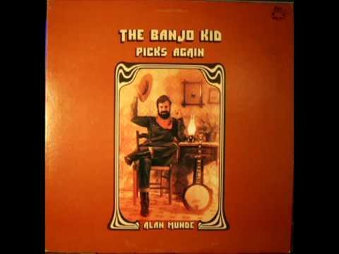 The Banjo Kid Picks Again [1980] - Alan Munde