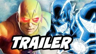 Legends Of Tomorrow Season 2 Episode 9 Trailer - Reverse Flash vs The Flash Future War Explained