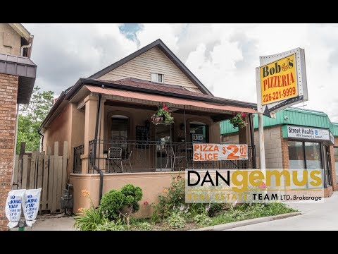 725 Pelissier Street Bobo's Pizza  The Dan Gemus Real Estate Team