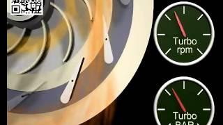 изменяемая геометрия турбины, актуатор турбокомпрессора автокарамбол(, 2015-04-27T14:49:54.000Z)
