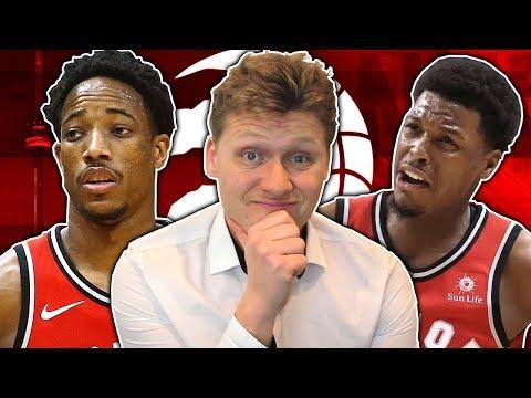 CAN I FIX THE TORONTO RAPTORS? NBA 2K18 MyGM