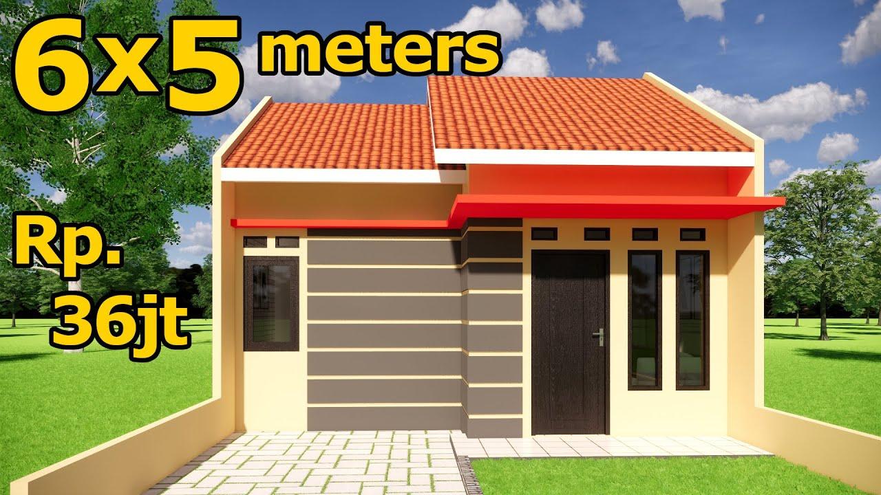 48 Desain Rumah Minimalis Harga 30 Juta Gratis Terbaru